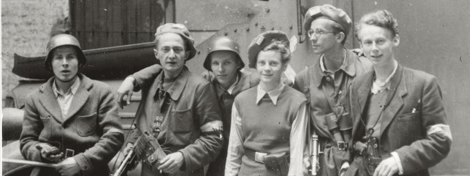 Fotografie und Kriegsberichterstattung im Warschauer Aufstand 1944