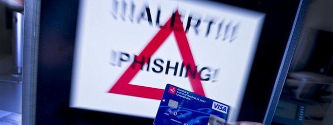 Nicht nur Banken stehen im Zentrum der Phishing-Angriffe