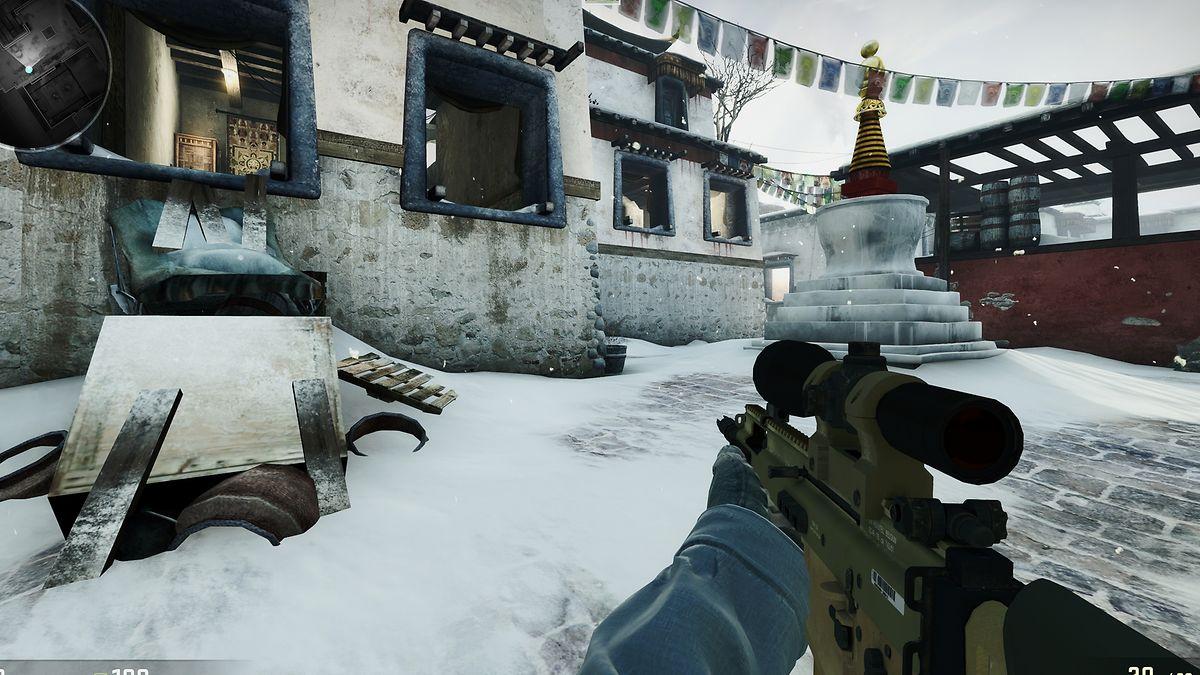 """Das Multiplayer-Game """"Counter Strike: Global Offensive"""", ein First-Person-Shooter, wurde 2012 veröffentlicht und ist immer noch eines der beliebtesten Spiele der E-Sport-Szene."""