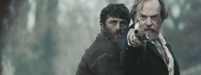 Hugo Weaving spielt einen der Protagonisten.