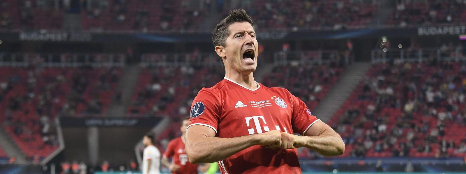 Robert Lewandowski brille sous le maillot du Bayern de Munich et en sélection nationale polonaise.