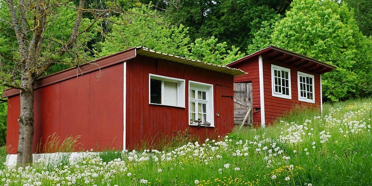 Tiny houses können luxuriös, aber auch schlicht sein.