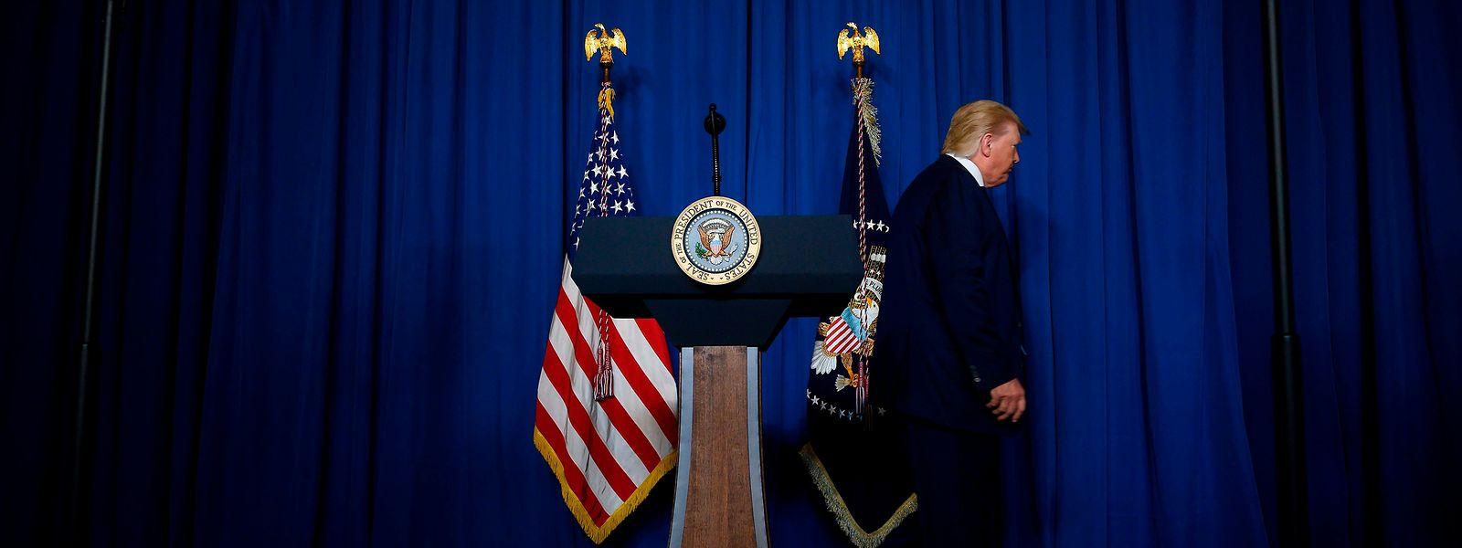 Was US-Präsident Trump als militärischen Erfolg wertet, könnte für die USA eine geostrategische Niederlage münden.