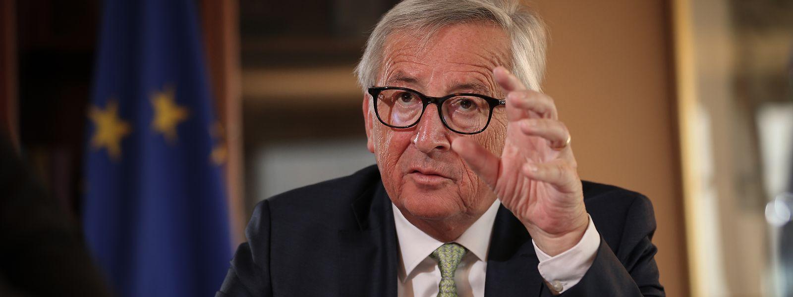 Jean-Claude Juncker wird seit Jahren von gesundheitlichen Problemen geplagt.