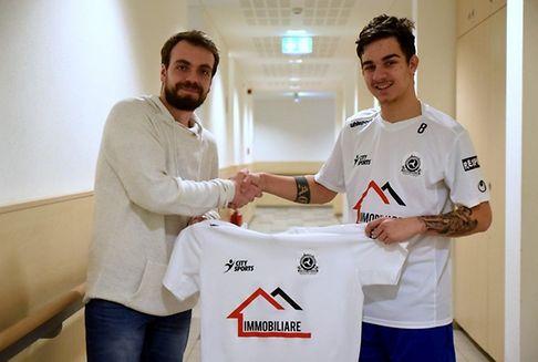 Futsal: Alessandro Gallinica: «Mener l\'ALSS à la victoire finale»