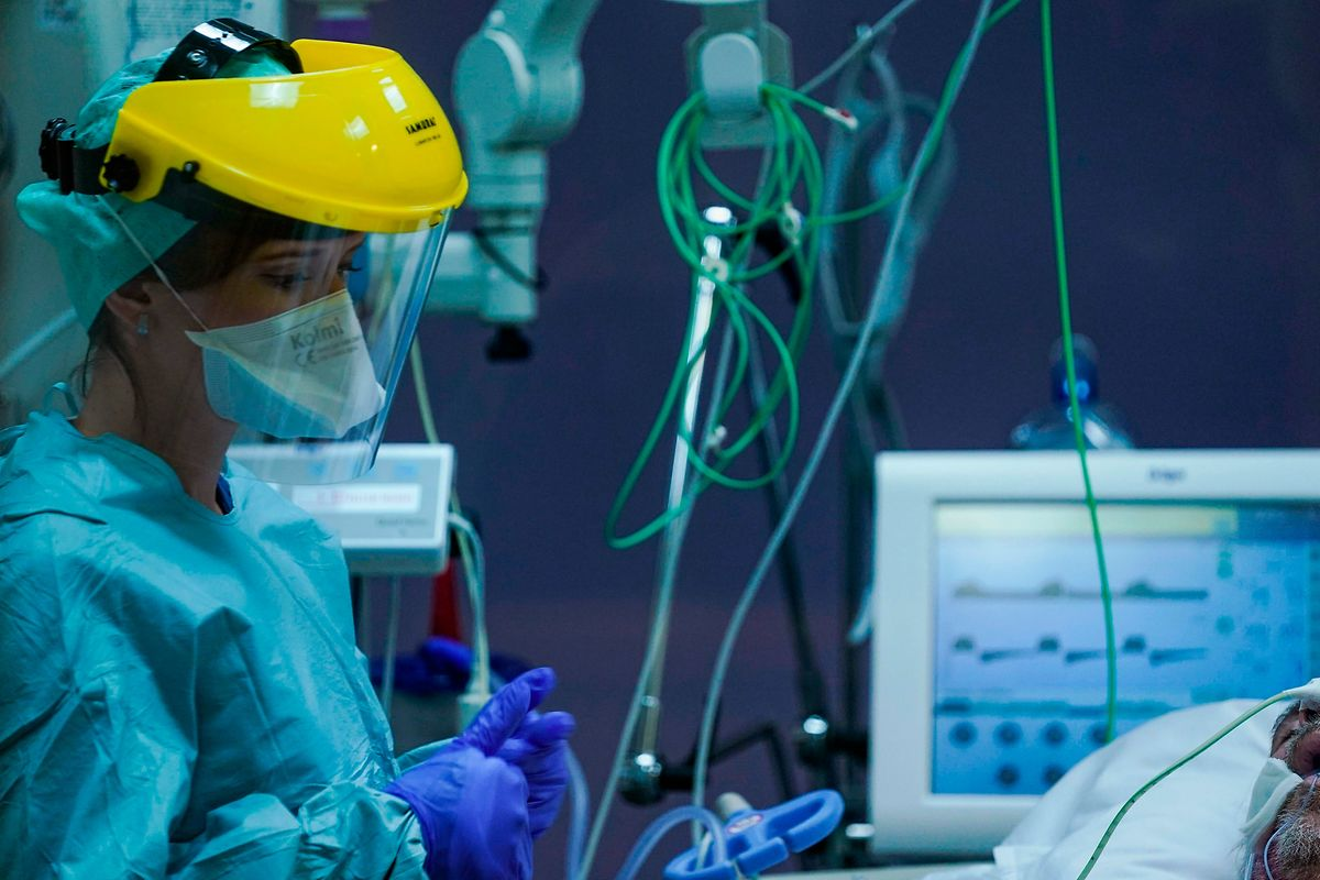 Pour le seul dimanche de Pâques, 303 décès liés au coronavirus ont été rapportés en Belgique