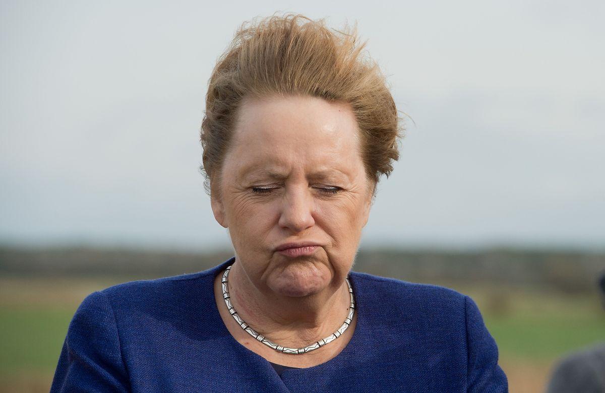 Manchmal pfiff der deutschen Kanzlerin ein eisiger Wind um die Ohren.