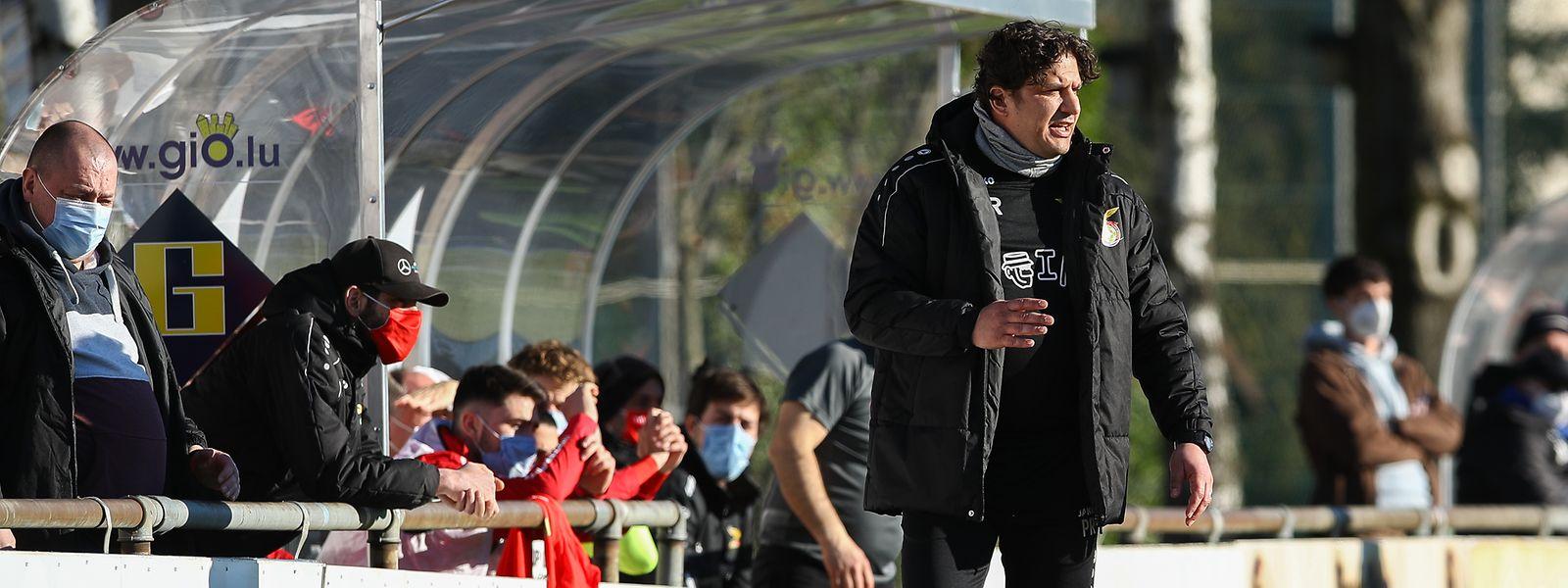 Trainer Pedro Resende und sein Team erleben eine schwierige Zeit.