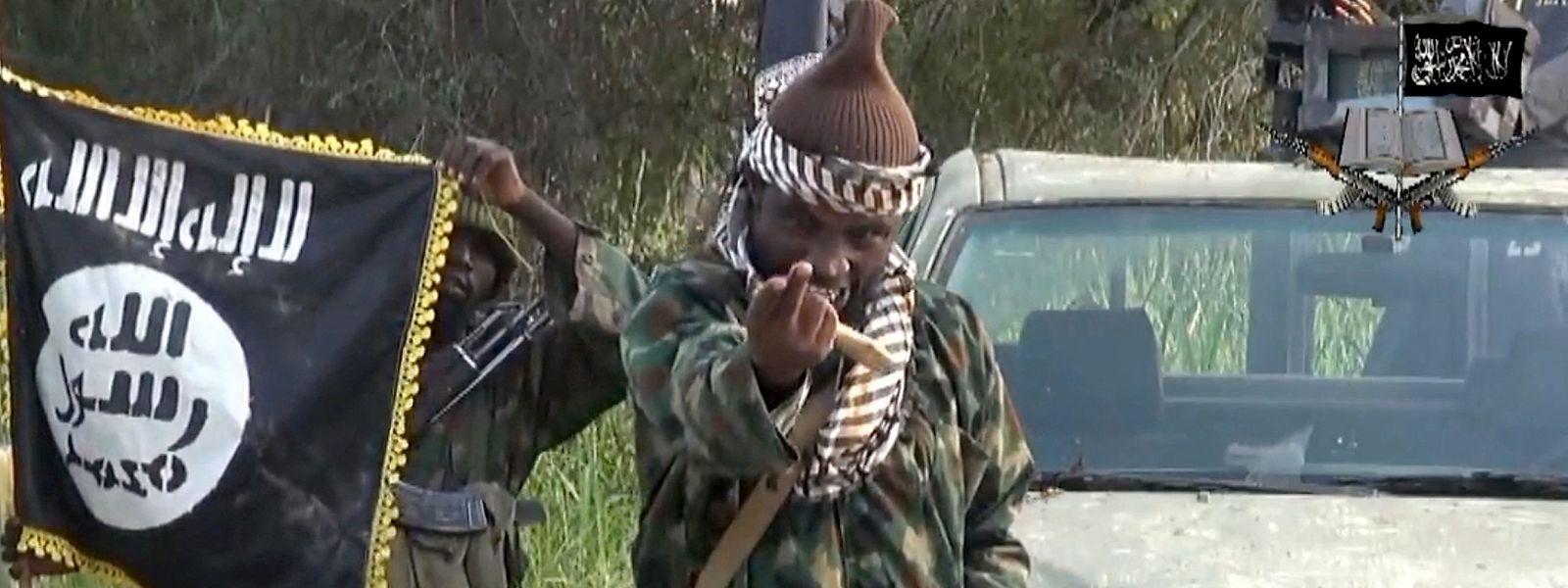 Gerüchten zufolge sprengte sich der Terrorführer selbst in die Luft.