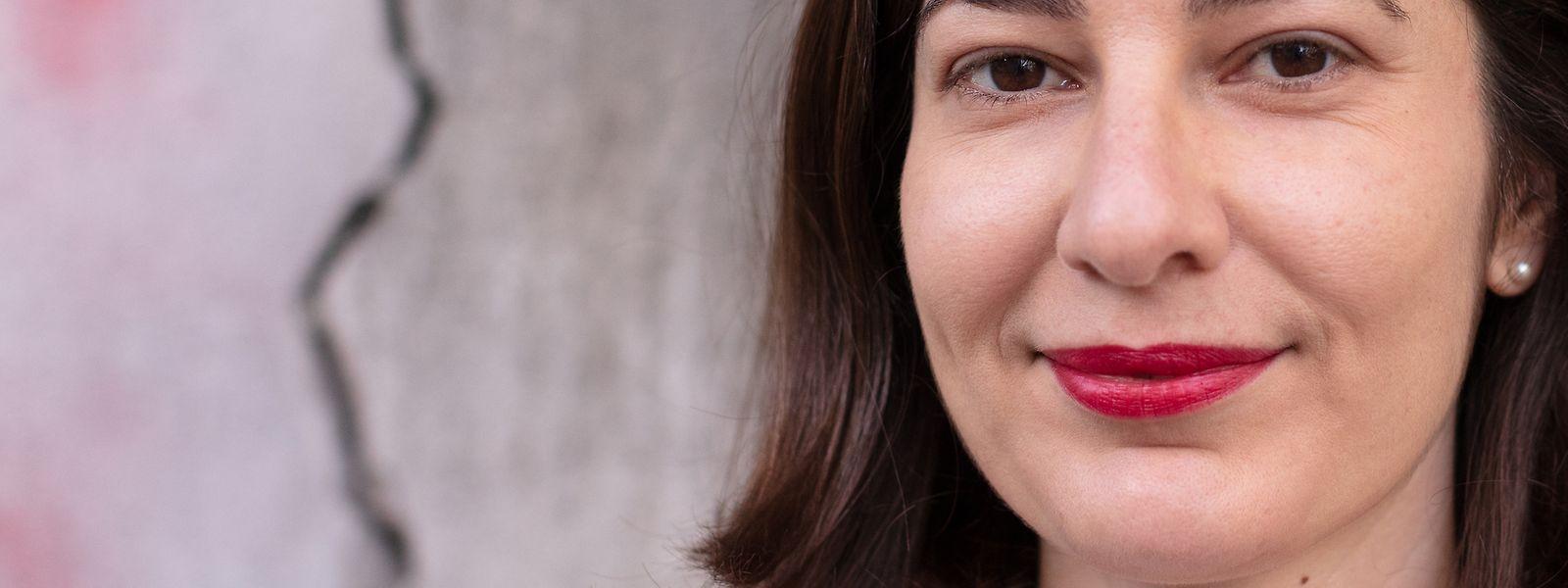 """Elise Schmit wird an diesem Dienstag im Merscher Centre national de littérature für ihr Werk """"Stürze auf unterschiedlichen Fallhöhen"""" mit dem Prix Servais ausgezeichnet."""