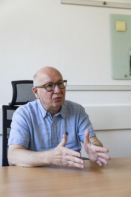 Selon l'échevin, la priorité de la ville de Differdange est avant tout de s'attaquer au sentiment d'insécurité.