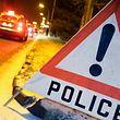 11.02.10 polizei police controle , route auto verkehr verkehrskontrolle hier: alcool alkoholkontrolle Ehlerange,  fasching, photo: Marc