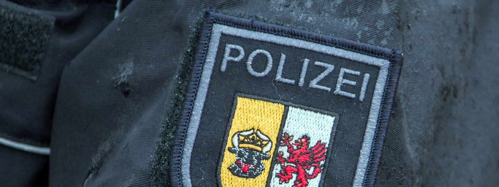 Das Dienstwappen der Polizei Mecklenburg-Vorpommern.