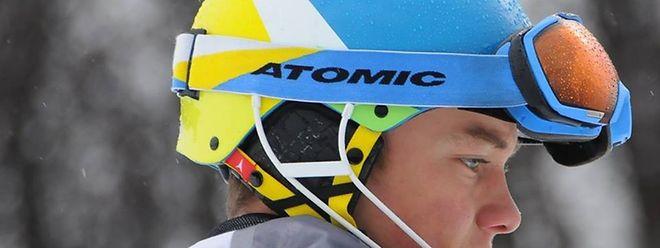 Matthieu Osch va participer aux JO d'hiver de Pyeongchang.