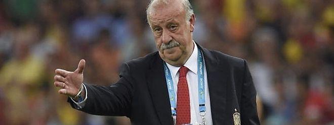 Vicente del Bosque führte Spanien zum WM- und EM-Titel.