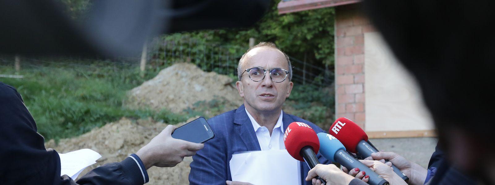 "Roberto Traversini hat sein ""Mea culpa"" gemacht."