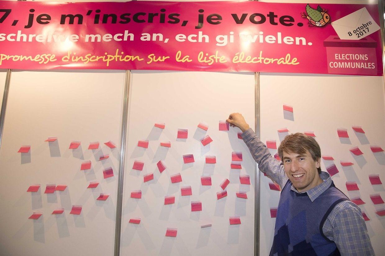 Le gouvernement fait campagne pour le vote des étrangers qui ont jusqu'au 13 juillet pour s'inscrire sur les listes électorales.