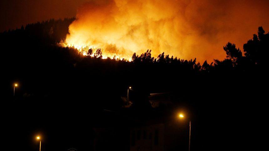 Bei einem der schlimmsten Waldbrände der vergangenen Jahrzehnte in Portugal sind über 60 Menschen ums Leben gekommen.