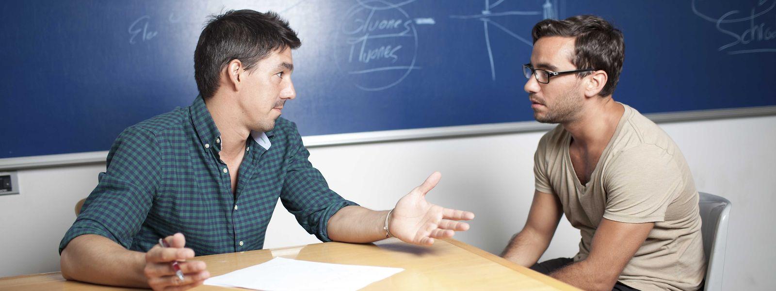 Pour éviter la fraude, les universités ont eu recours à davantage d'examens oraux.