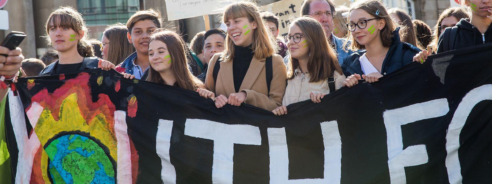 Six mois après leur dernier défilé, les soutiens de Youth for climate vont-ils répondre à l'appel de l'urgence climatique?