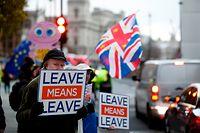An diesem Dienstag steht die Abstimmung im britischen Unterhaus über den von Premierministerin Theresa May mit der Europäischen Union (EU) ausgehandelten Vertrag über den Austritt Großbritanniens aus der EU an.