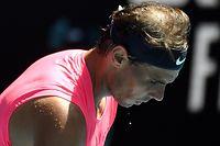 L'Espagnol Rafael Nadal a rapidement expédié le Bolivien Hugo Dellien en trois sets, 6-2, 6-3, 6-0