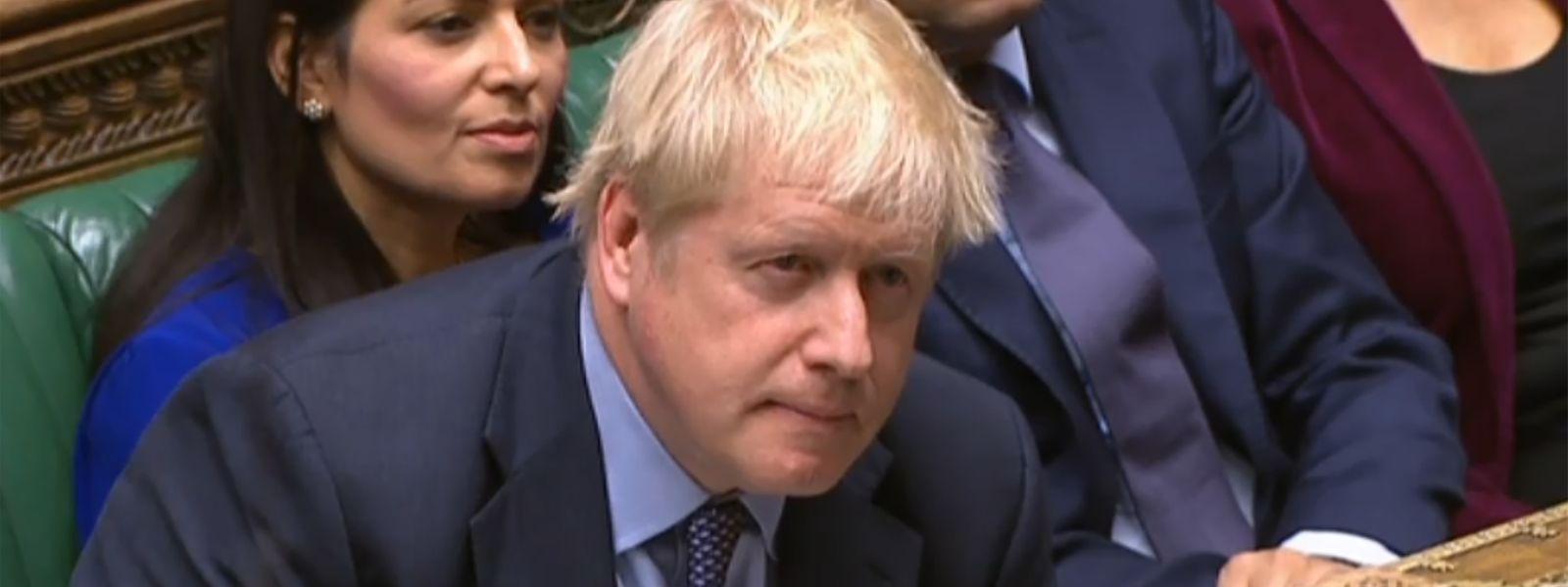 Boris Johnson estime que Londres sortira de l'UE le 31 octobre.