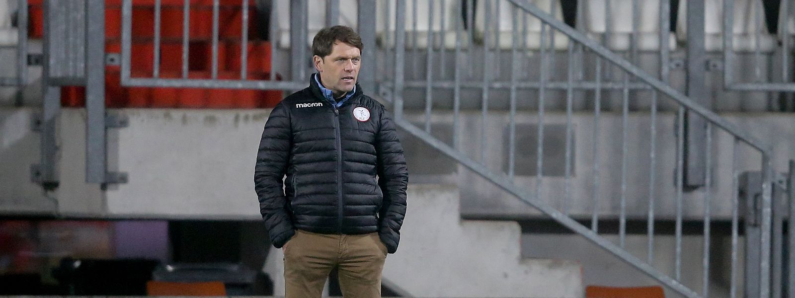 Der Vertrag von Nationaltrainer Luc Holtz läuft zum Jahresende aus.