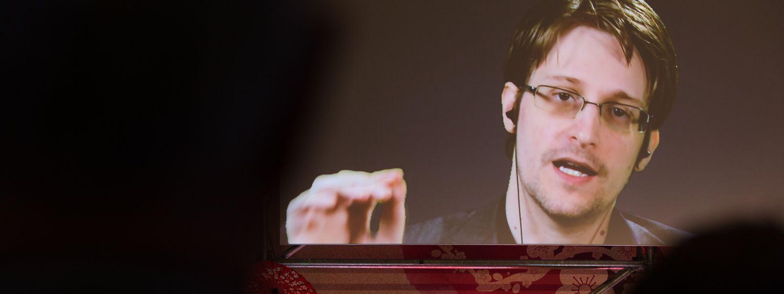 Der US-Whistleblower und ehemalige CIA-Mitarbeiter Edward Snowden lebt weiterhin im Exil in Russland. In den USA droht ihm ein Prozess wegen Hochverrats.