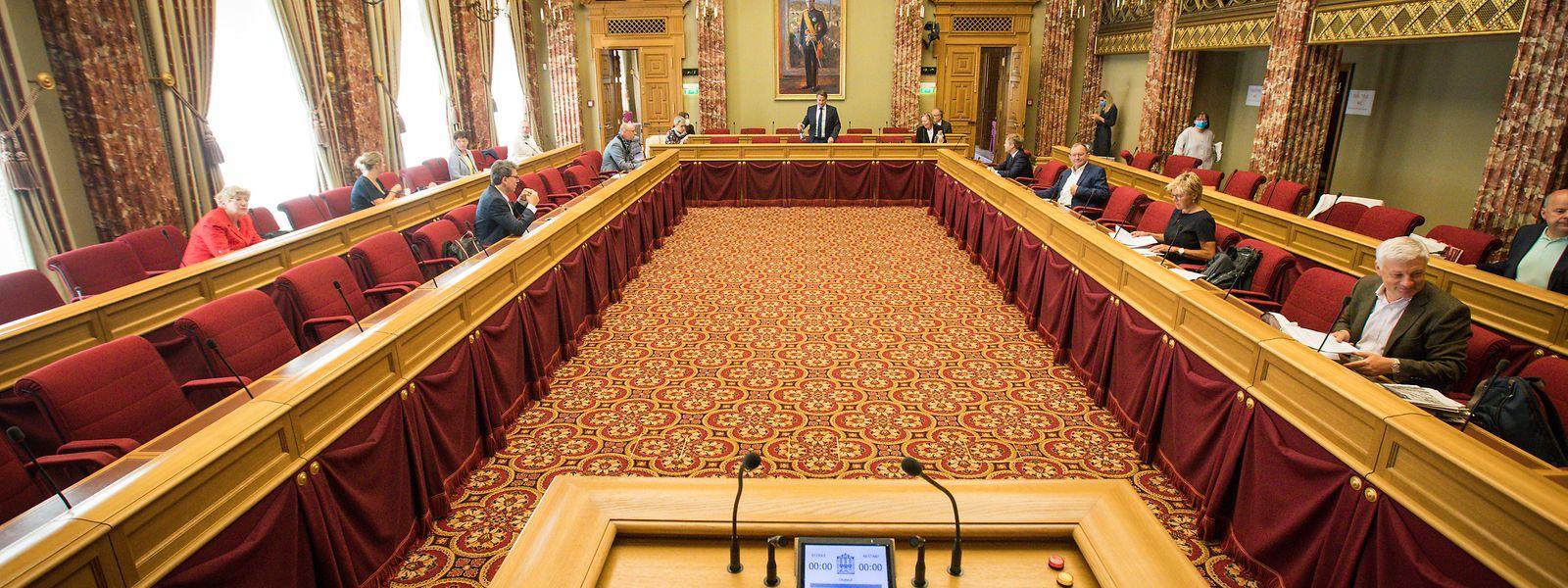 Cette année, sept pétitions ont reçu suffisamment de soutiens pour déclencher un débat à la Chambre.