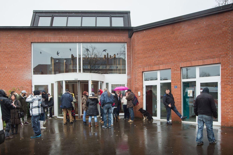 La 18e fête de Noël organisée par la Stëmm vun der Strooss s'est déroulée au centre culturel de Bonnevoie.