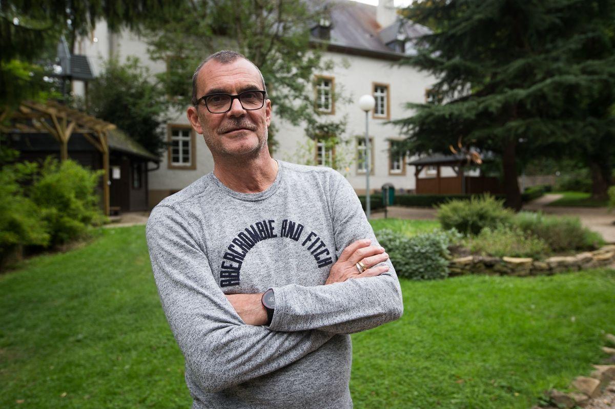 Romain Pauly finit sa carrière au centre de Manternach après 32 ans de service.