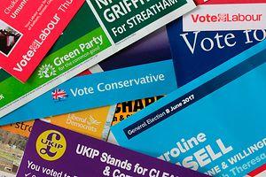 Das britische Wahlsystem ist für Außenstehende oft schwer zu durchschauen.