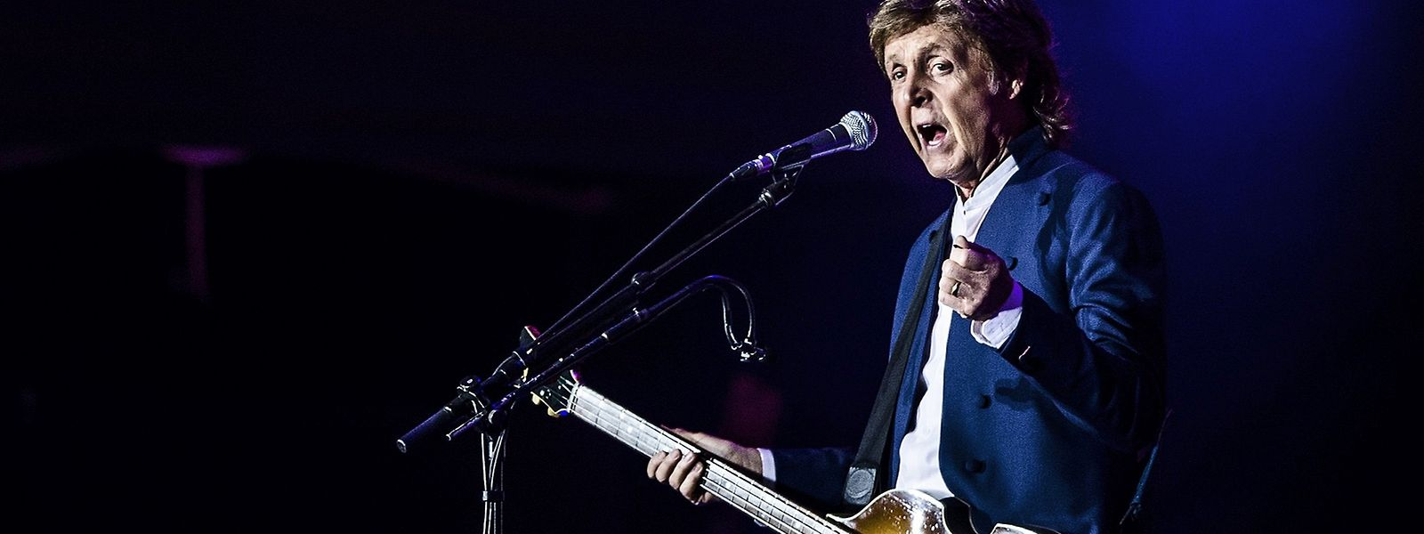 Good Day Sunshine: McCartney spielt auf Rock Werchter!