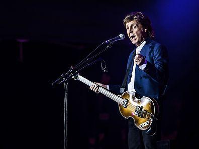 Paul McCartney compose des morceaux pour accompagner les émoticônes de Skype.