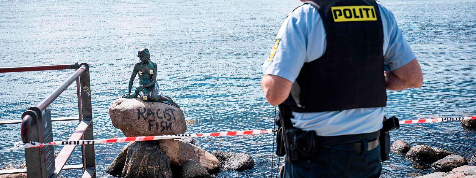 Pas question pour les ressortissants luxembourgeois de rendre visite à la célèbre petite sirène de Copenhague à partir de samedi
