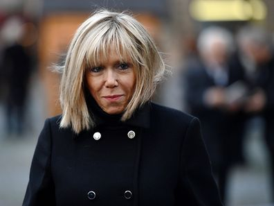 Brigitte Trogneux (63), Frau des 39-jährigen französischen Präsidentschaftskandidten Emmanuel Macron.