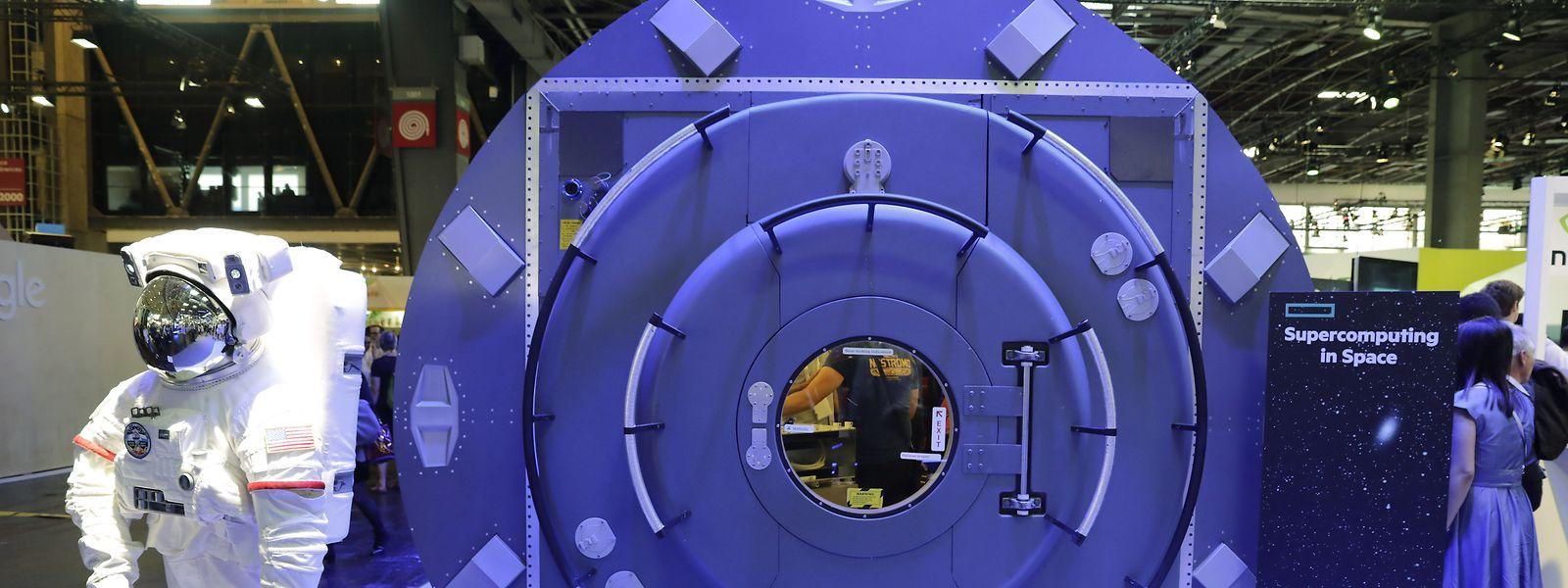Le salon VivaTechnology attend la présence de 10.000 visiteurs cette année.