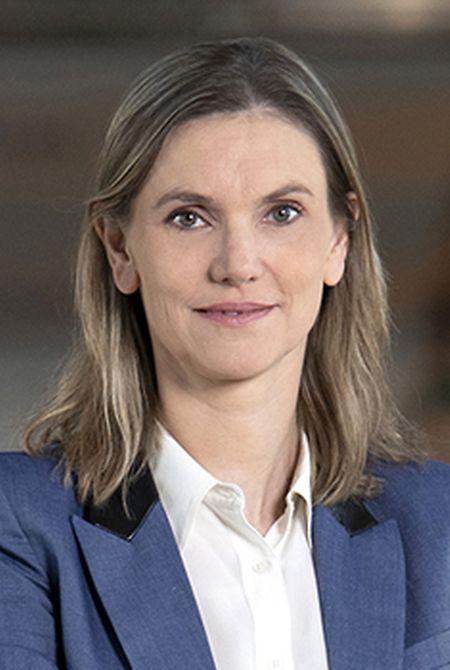 Agnès Pannier-Runacher, ministre française déléguée en charge de l'Industrie