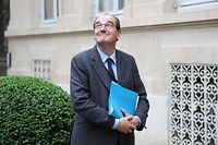(FILES) In this file photo taken on April 29, 2020 then French de-confinement interministerial delegate Jean Castex arrives prior to a videoconference with French prefets at the crisis centre of the Ministry of Interior in Paris on April 29, 2020. - Castex was appointed on July 3, 2020 new French Prime minister by France's President. (Photo by Ludovic MARIN / AFP)
