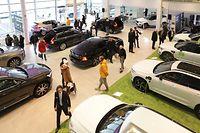 Lokales, Autofestival 2020, Volvo, Foto: Chris Karaba/Luxemburger Wort