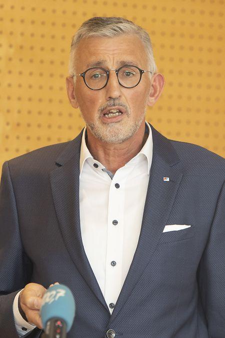 Goerges Rassel, CEO von Paul Wurth