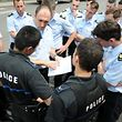 79 angehende Inspektoren befinden sich derzeit im ersten Ausbildungsjahr der Polizeischule und 40 im zweiten. Zudem werden elf Brigadiere ausgebildet.