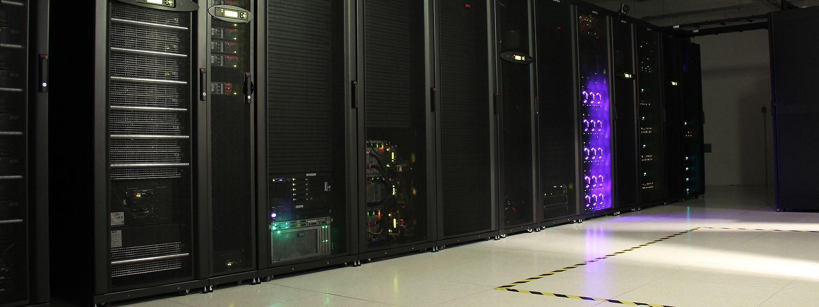 Le superordinateur de l'université à Belval aura bientôt un homologue à Bissen