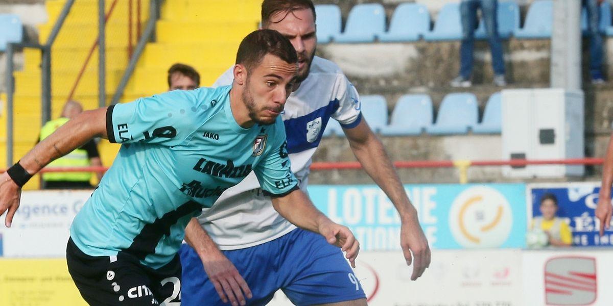 Face au Legia Varsovie, Edisson Jordanov et les Dudelangeois devront se montrer intransigeants en défense.