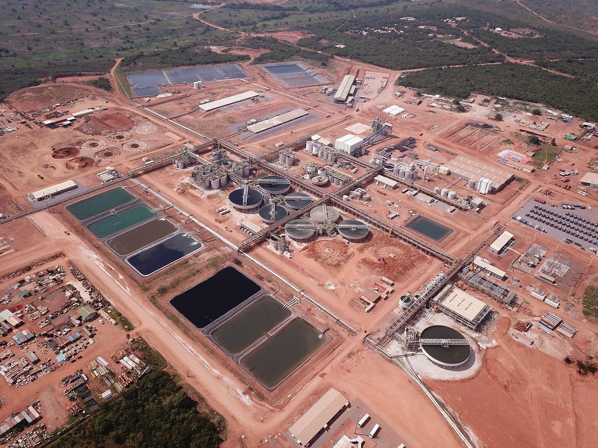 ERG fördert und verarbeitet Kupfer und Kobalt im Kongo.