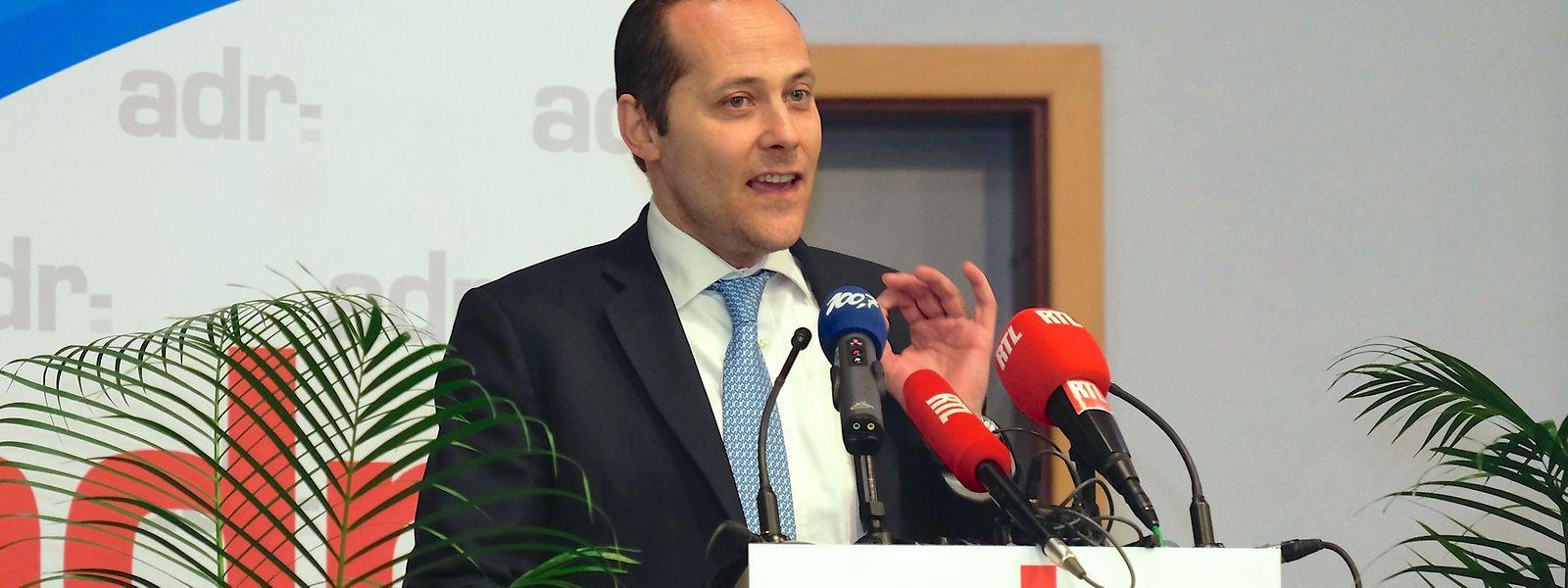 Alex Penning a été le seul candidat au poste de secrétaire général