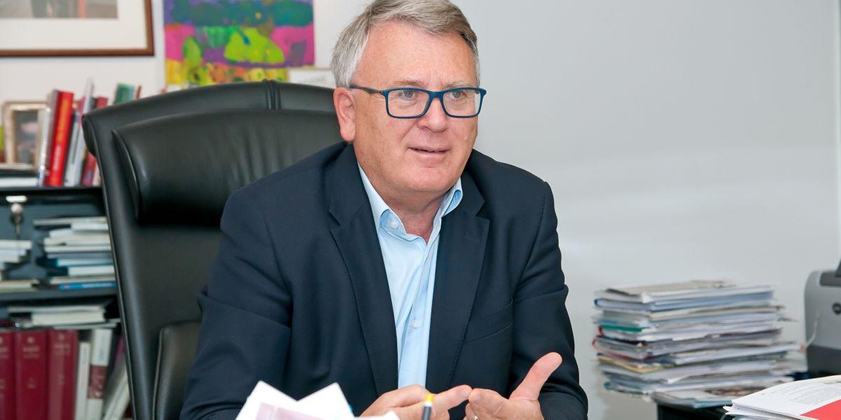 Nicolas Schmit ist seit 2013 für das Ressort Sozial- und Solidarwirtschaft zuständig.