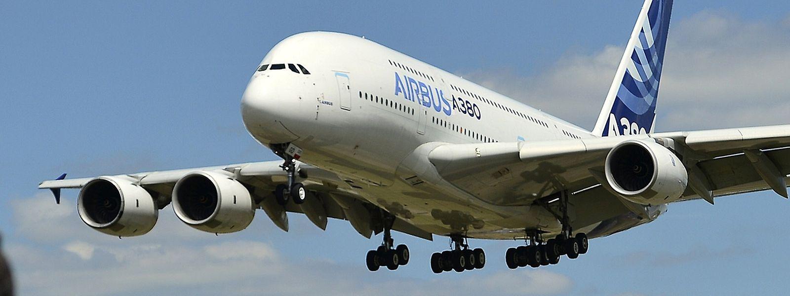 Die Zukunft des größten Passagierjets der Welt ist ungewiss.