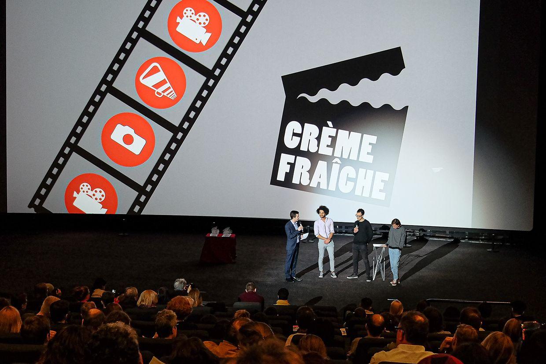 Luxembourg City Film Festival (Luxfilmfest) un concours de vidéos pour des jeunes du Luxembourg. / Foto: Viktor Wittal